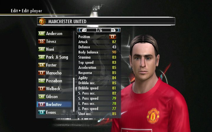 PC PES 2008 Patch with 2009 Kits, Stadiums, Crowd Chants