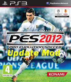 PES 2012 PS3 Option Files - Available Now on all versions